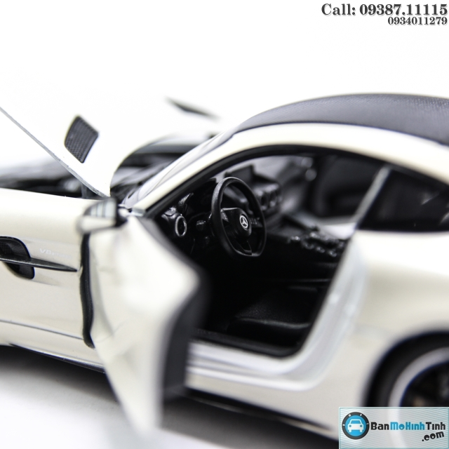 MÔ HÌNH XE MERCEDEC-BENZ AMG GT R