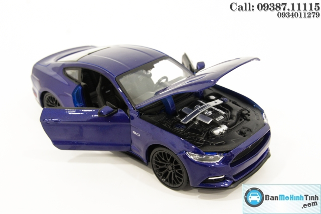 MO HINH XE FORD MUSTANG GT 2015