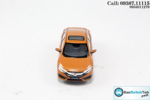 XE Mô hình xe ô tô HONDA CIVIC