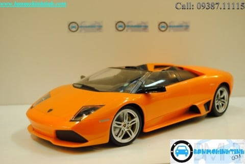 LAMBORGHINI MURCIELAGO ROADSTER R/C ORANGE 1:14 MIX RC