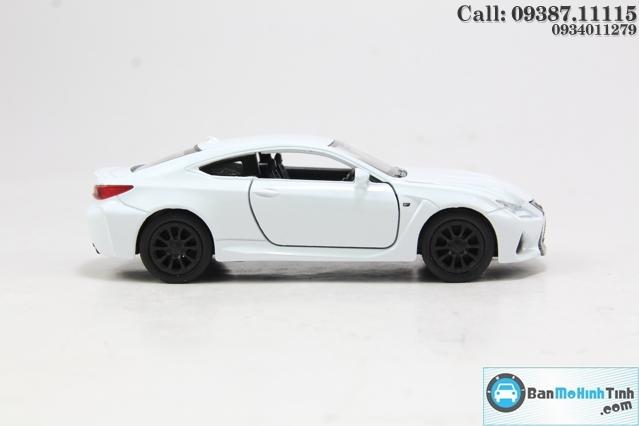 Mô hình xe ô tô XE LEXUS RC F