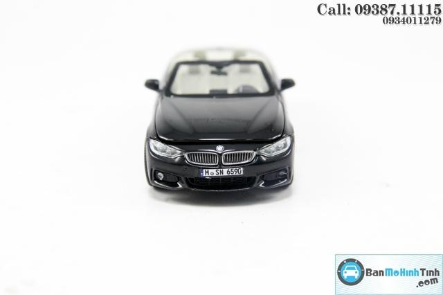 XE Mô hình xe ô tô BMW M4 CABRIOLET BLACK