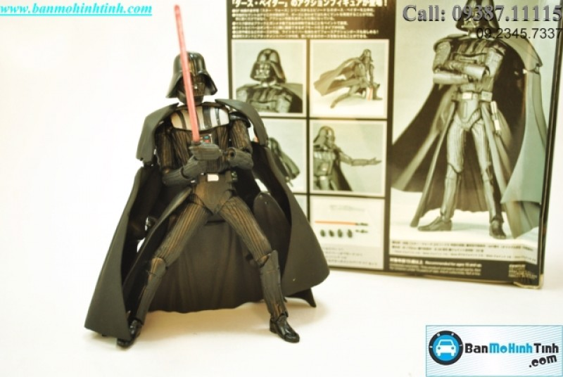 Mô hình Darth Varder Star Wars Figurecomplex Made By Kaiyoo