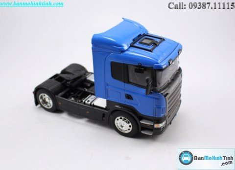 Mô hình Scania R470 Blue 1:32 Welly