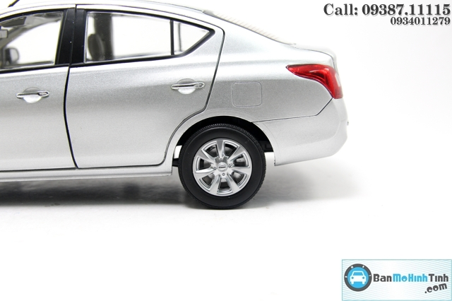 XE Mô hình xe ô tô NISSAN SUNNY