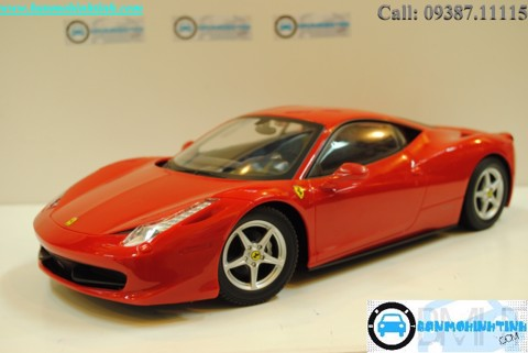 FERRARI 458 ITALIA R/C RED 1:14 MIX RC