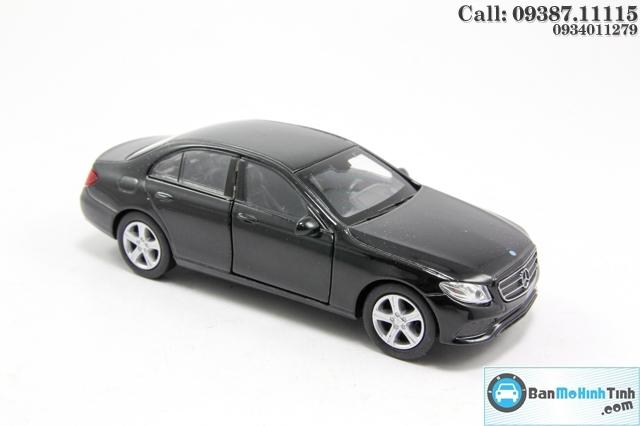 XE Mô hình xe ô tô-MERCEDES E-CLASSBLACK
