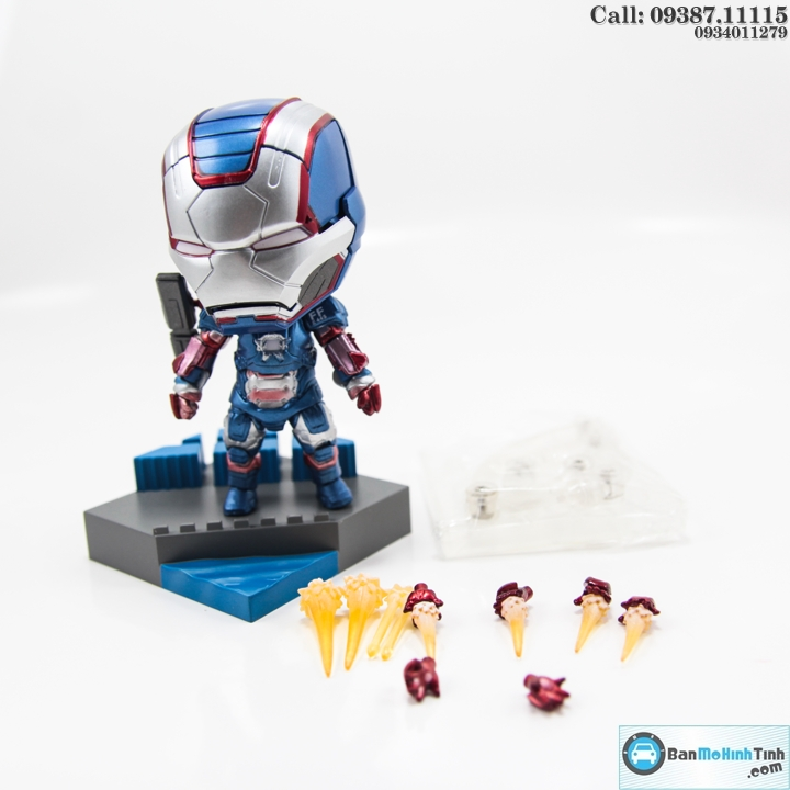 FIGURE IRON MAN PATRIOT