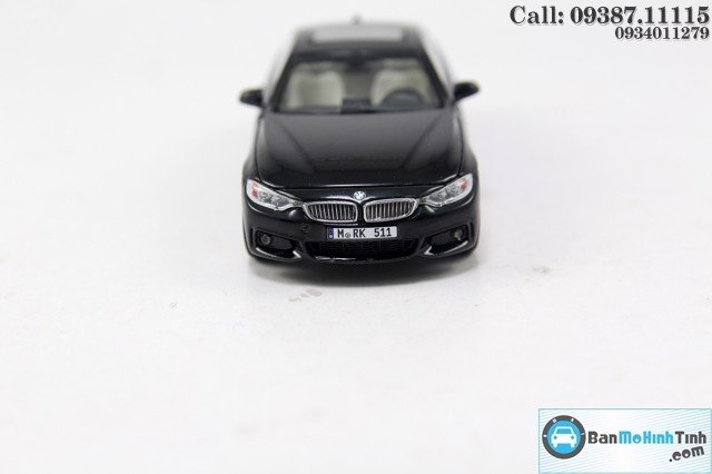 MÔ HÌNH BMW M4 COUPE BLACK 1:43 DEALER