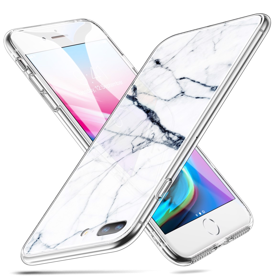 ỐP ESR MIMIC MARBLE FOR IPHONE