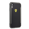 (F12) Ốp lưng Ferrari - Racing Shield - Carbon (iPhone XR)