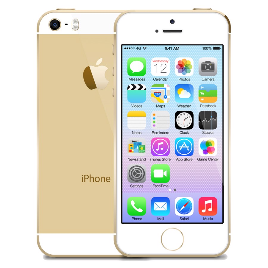 iPhone 5s 16GB Quốc tế (Used)