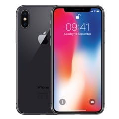 iPhone X 64GB (Lock) 99%