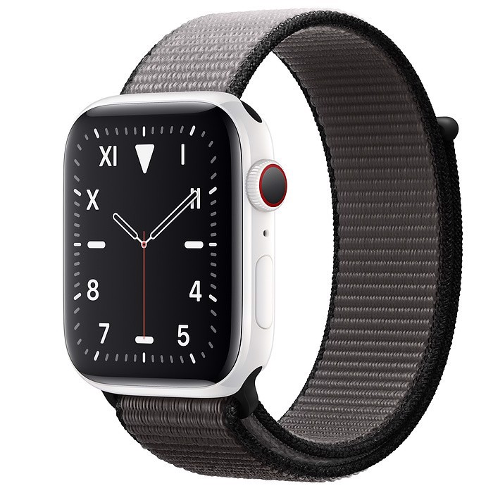 Apple Watch Edition Series 5 (LTE) 44mm - White Ceramic Sport Loop