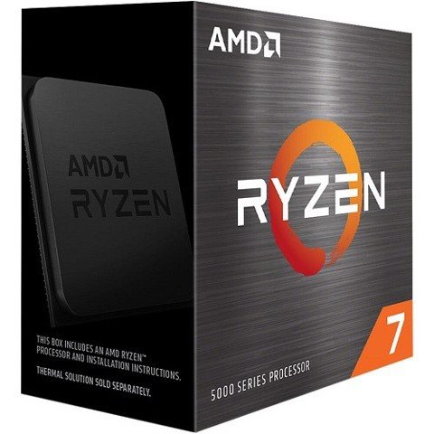 AMD Ryzen 7 5800X (3.8 GHz Up to 4.7GHz / 36MB/ Socket AM4)