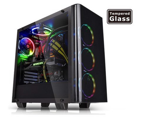 View 21 Tempered Glass Edition