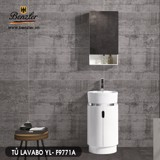 BỘ TỦ LAVABO BENZLER YL-F9771A
