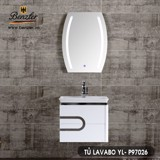 BỘ TỦ LAVABO BENZLER YL-P97026