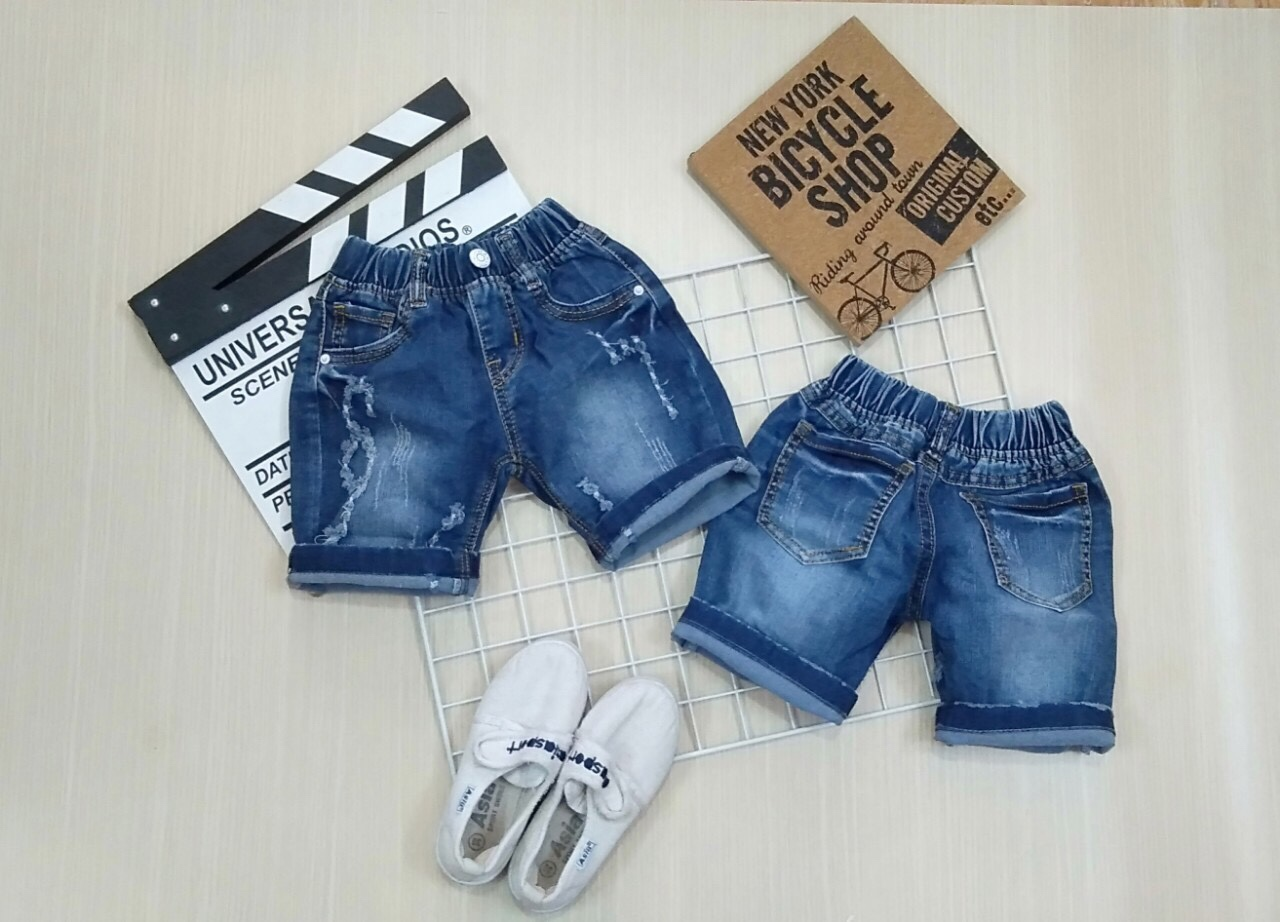 quan short jean cotton