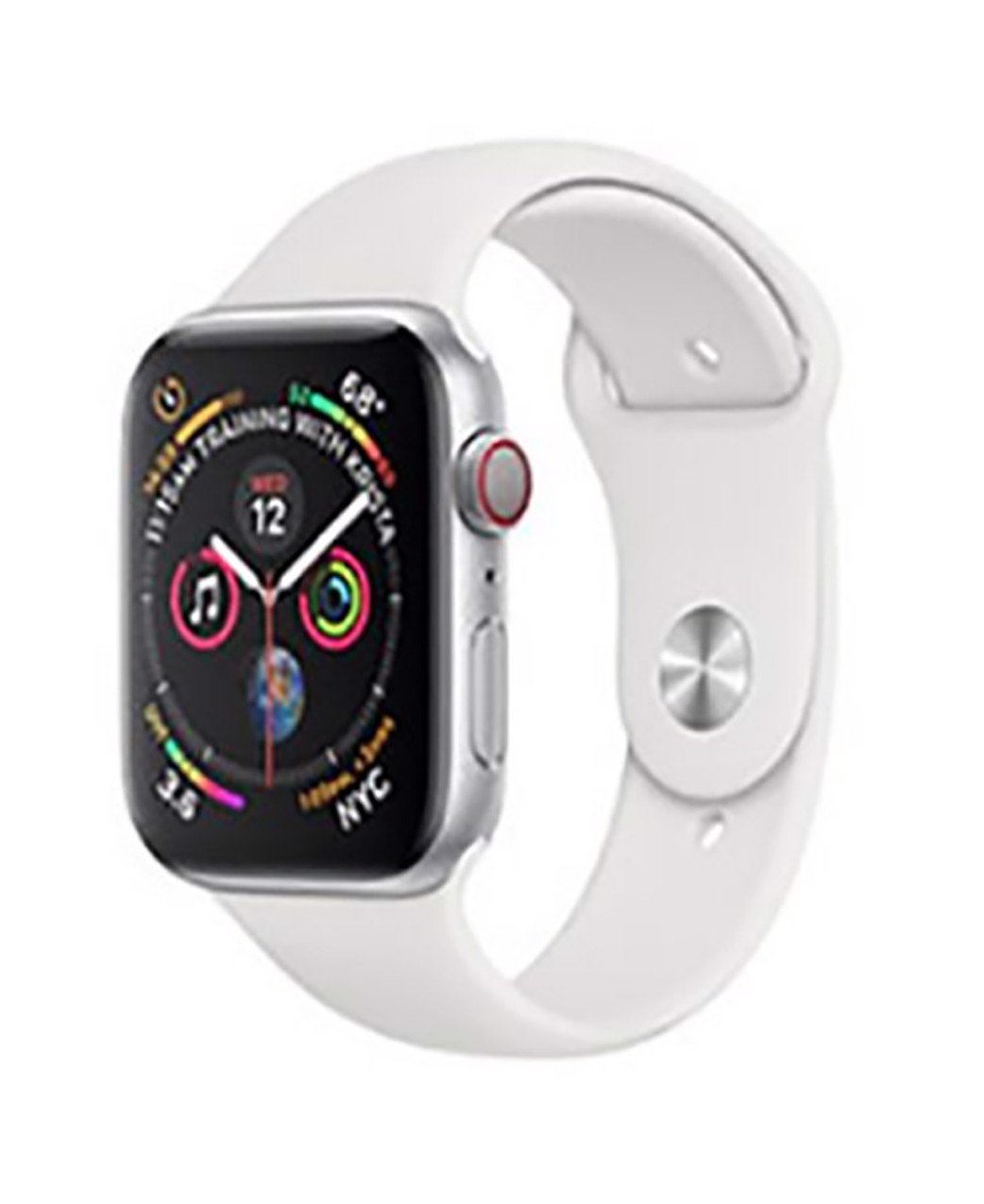 Apple Watch Series 4 - 44mm GPS + Cellular 4G/LTE