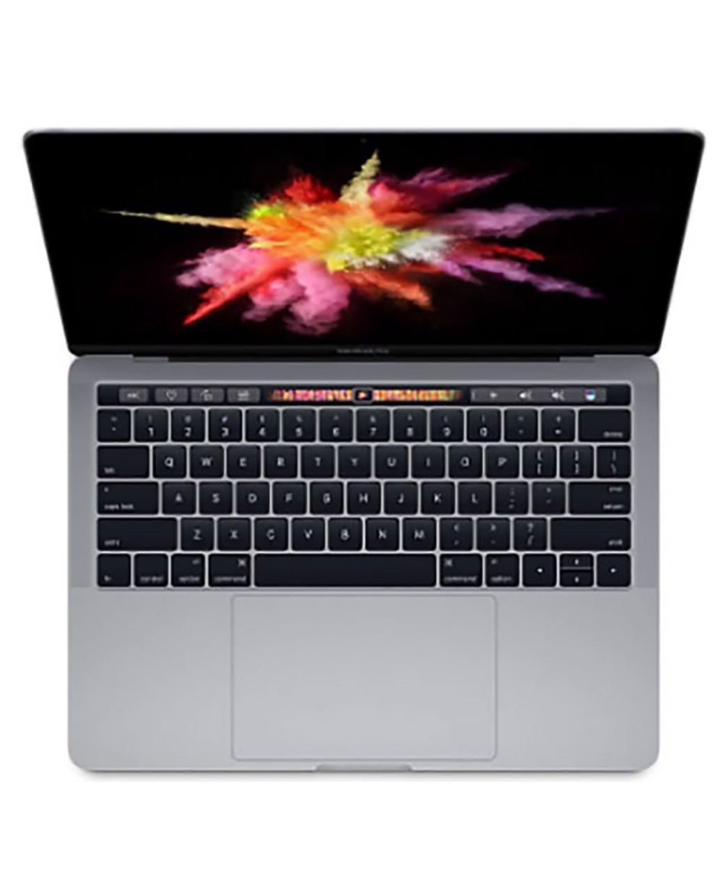 Macbook Pro 13 inch SSD 256GB - TouchBar - 2017