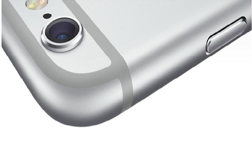 iphone 6 plus rất dễ mắc lỗi camera sau