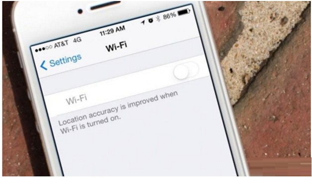 iphone 6 lỗi không bắt được wifi ic (lỗi trên main)