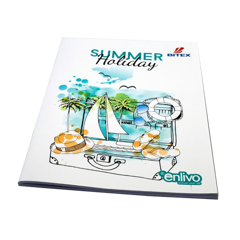 Tập học sinh Summer holiday