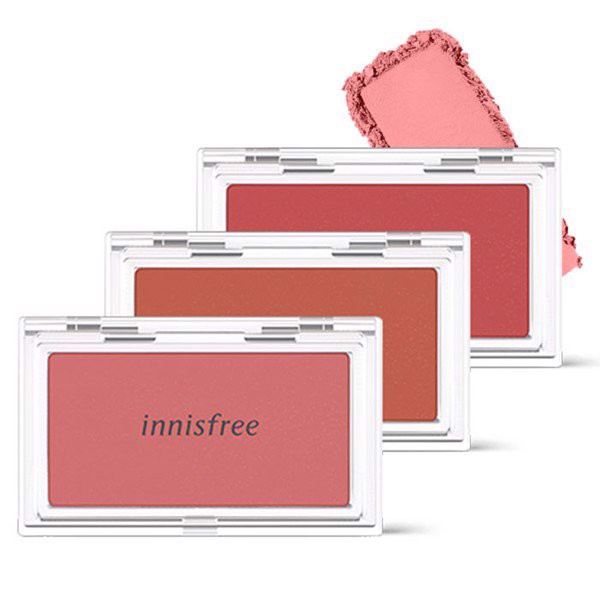 Innisfree Kem cho môi và má My Lip and Cheek (Airy 2) 3,8g