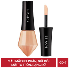 Kose- Gel phấn mắt FasioLiquid Eyes GD-7