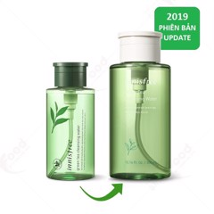 Innisfree Nước tẩy trang Green Tea Cleasing Water 300ml