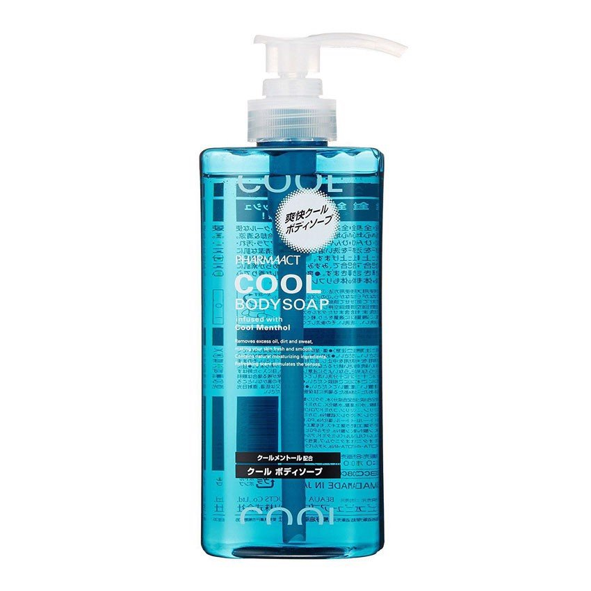 Pharmaact Sữa tắm Cool Body Soap 600ml