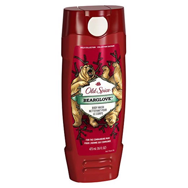 Old Spice- Sữa tắm Bearglove 473ml