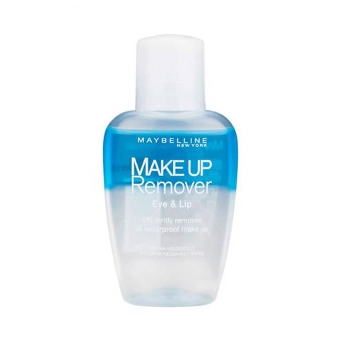Maybelline-  Tẩy trang mắt môi Makeup Remover 40ml