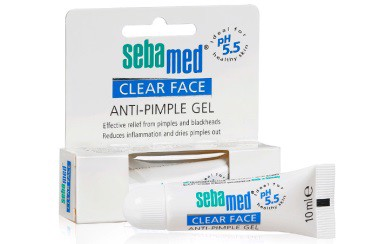 Sebamed- Gel trị mụn Clear Face Anti-Pimple 10ml