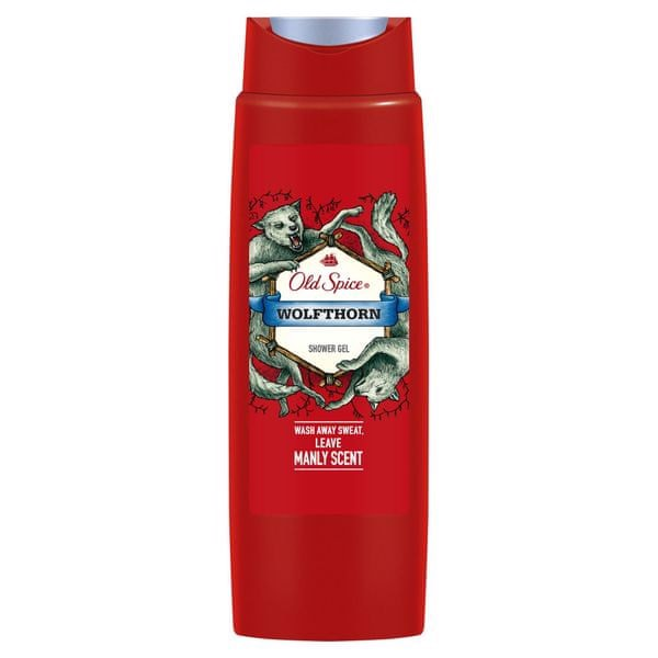 Old Spice- Sữa tắm Wolfthron trong 1 250ml