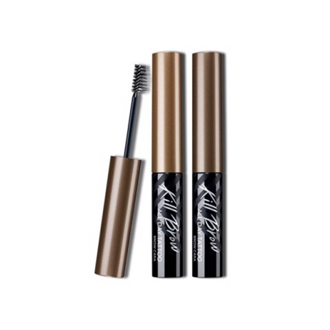 Clio Mascara chân mày Kill Brow Color Brow Laccquer 4,5g