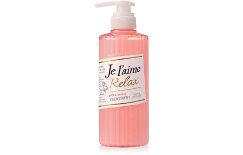 Kose Dầu xả dưỡng Cosmeport Je L'aime Relax TReatment Soft and Moist WTEB 500ml