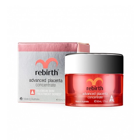 Rebirth- Kem nhau thai cừu trị nám Advanced Placenta 50ml