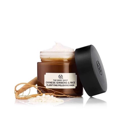 The Body Shop-  Mặt nạ Chinese Ginseng & Rice 75ml
