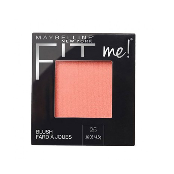 Maybelline- Phấn má hồng Fit Me 25 Pink 4.5g