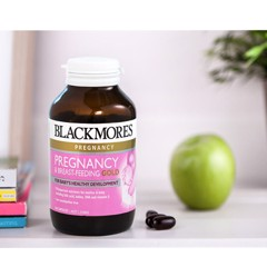 Blackmores- Hỗ trợ pn có thai Pregnancy and Breast Feeding  60v