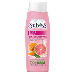 ST.IVES- Sữa Tắm Cam Chanh 400ml
