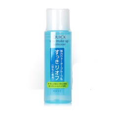 Kose- Tẩy trang mắt Quick Eye Make Up Remover 120ml