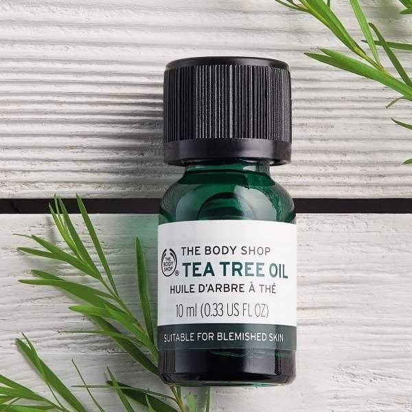 The Body Shop- Serum trị mụn Tea Tree Huile 10ml