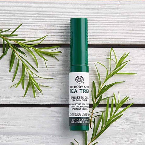 The Body Shop- Gel trị mụn Tea Tree 25ml