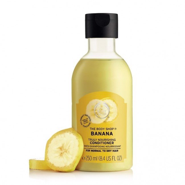 The Body Shop- Dầu gội Banana Shampoo 250ml