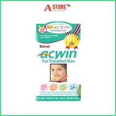 Andlab- Acwin For Troubled Skin Skinae Miếng dán mụn 10ml