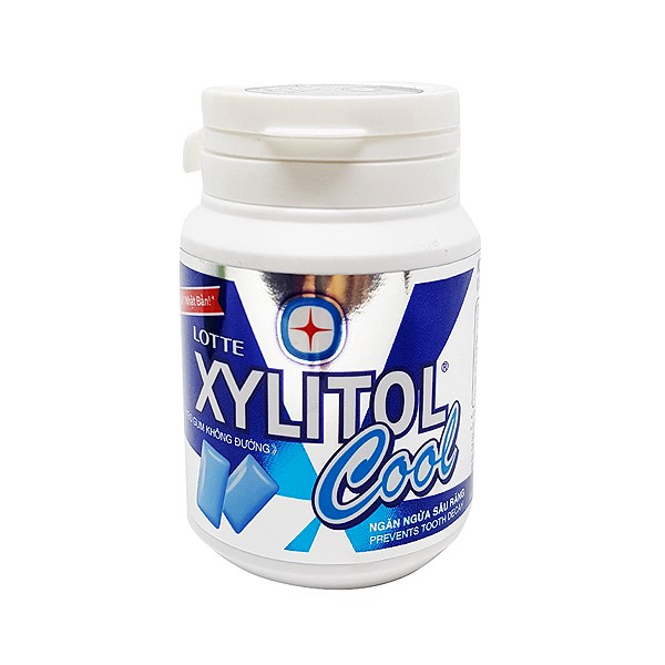Xylitol Hủ-Cool 58g