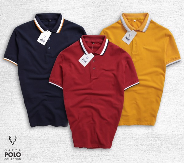 The Basic Polo by Garza - GAP02